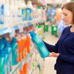 Prodotti detergenti supermercato